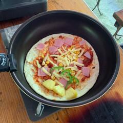 手作りピザ/フォロー大歓迎/至福のひととき/LIMIAごはんクラブ/LIMIA手作りし隊/LIMIAおでかけ部/... 1日目。 子供たちと手作りピザー