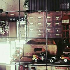 ヴィンテージ/ビンテージ/キッチン/キッチン雑貨/アメリカン/冷蔵庫/... 冷蔵庫の上はディスプレイスペース☆ アメ…