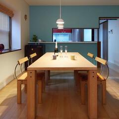 インテリア/家具/住まい/リフォーム/インテリアデザイン/リノベーション/... 戸建のリノベーション。ドッシリとした木製…