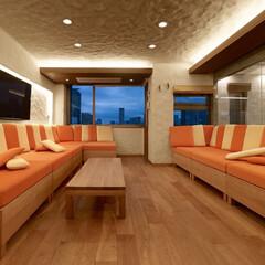 インテリア/家具/住まい/リフォーム/リノベーション/インテリアデザイン/... 川を望む中古マンションを購入して終の住処…