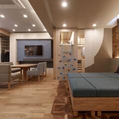 インテリア/家具/住まい/リフォーム/収納/リノベーション/... 幕張リフォーム館のモデルルーム。寝室の提…
