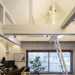 インテリア/住まい/リフォーム/ミサワリフォーム株式会社/リノベーション/インテリアデザイン/... 仕事で使う自宅書斎をリフォームで最上階に…