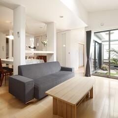 インテリア/家具/住まい/リフォーム/リノベーション/インテリアデザイン/... お母様を将来的に迎えるため一階全体の増改…