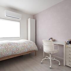 インテリア/住まい/リフォーム/リノベーション/インテリアデザイン/インテリアコーディネート/... 賃貸併用の二世帯住宅へ増改築。母屋の部分…