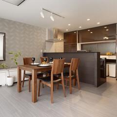 インテリア/住まい/リフォーム/キッチン/収納/リノベーション/... 中古戸建住宅を購入してリノベーション。ミ…