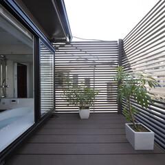 インテリア/住まい/リフォーム/リノベーション/インテリアコーディネート/インテリアデザイン/... 1階の玄関脇にあった浴室をリフォームで2…