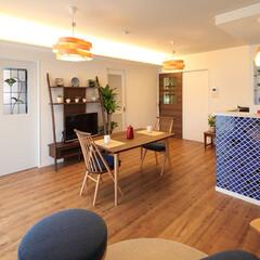 インテリア/家具/住まい/リフォーム/キッチン/リノベーション/... 中古マンションの購入と同時にリノベーショ…