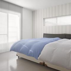 インテリア/住まい/リフォーム/リノベーション/インテリアデザイン/インテリアコーディネート/... 戸建の寝室リフォーム。白を基調としたプレ…