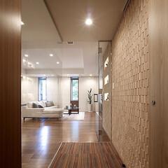 ミサワホームイング/買取再販/マンションインテリア/マンションリフォーム/マンション/エコカラット/... リノベーションマンション。壁にはモザイク…
