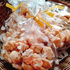 ベリーコテージ/パッションフルーツ/ラズベリー/カフェオレ/メレンゲのお菓子 ~~~ヾ(^∇^)おはよー♪ 今日から週…(3枚目)