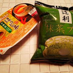 抹茶/ほうじ茶/アイス nagomiさんあったよー😆 抹茶ブッセ…