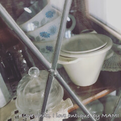 食器棚/ダイニングインテリア/カップボード/エッグセパレーター/陶器瓶/アンティーク/... 陶器のエッグセパレーター❤️