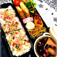 ランチ/男子高校生お弁当/ペット おはようございます(^ν^)✌️  今日…