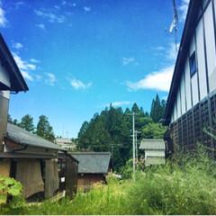 美味しい/きれい/くるみのおやき/長野/馬籠宿/おでかけ 長野県にある馬籠宿に行ってきました~😆 …