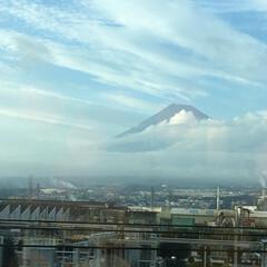 日本一/自然/仙台/富士山/おでかけ 新幹線から見えたシリーズ 第2弾! 富士…