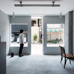 美容室/ヘアサロン/大阪/池田励一/REIICHI IKEDA DESIGN unkh  用途:美容室・ヘアサロン 所…