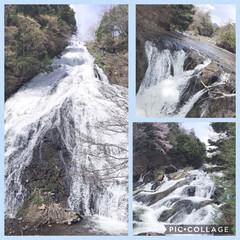 滝/おでかけ/風景 栃木県の滝めぐりしました〜。マイナスイオ…(1枚目)