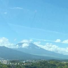 思い出/空/海/夏/おでかけ 夏の空たち。 富士山🗻 海🏖 湖💧