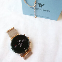 ファッション/スマートウォッチ/腕時計 SKAGENのスマートウォッチ《Fals…