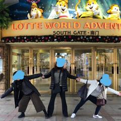 韓国/秋/風景/おでかけ/旅 3泊4日で韓国に行ってきました🎶🎵 旅行…(6枚目)