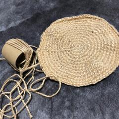 麻紐/ポシェット/編み物🧶/LIMIAファンクラブ/雑貨/LIMIA手作りし隊/... 昨年も注文を受けたポシェットの再注文があ…(3枚目)