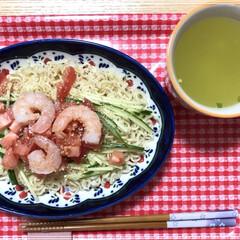 お昼ごはん/サッポロ一番 塩/おうちごはん やっと作りました〜 Ryoさんのフォトを…