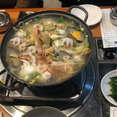 韓国/秋/風景/おでかけ/旅 3泊4日で韓国に行ってきました🎶🎵 旅行…(5枚目)