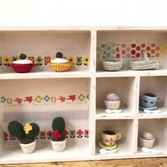 ミニチュア/編み物🧶/フォロー大歓迎/LIMIAファンクラブ/雑貨/LIMIA手作りし隊/... 編み物でミニチュア作品を色々と作りました…