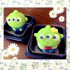 コンビニ和菓子/TOY4/至福のひととき/おやつタイム 今日も暑かったですね〜💦 コンビニで可愛…