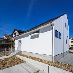 注文住宅/家づくり/設計事務所/玄関ドア/外観デザイン/外観/... 外観&玄関ドア♪ : ■haus-wal…