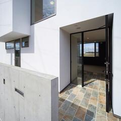 entrance/石/暮らし/住まい/設計事務所/一級建築士事務所haus/... ■haus-bank■ haus石が続く…