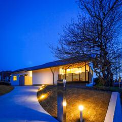 家/家づくり/注文住宅/住宅デザイン/住宅/外観デザイン/... 外観、アプローチから。 : ■haus…
