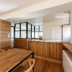 ウッドワン/ダイニング/設計/住宅/建築/フォロー大歓迎/... ■re.haus-tn■ ウッドワンのキ…
