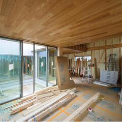 工事中/家づくり/マイホーム計画/設計/設計事務所/新築住宅/... 先日7/21(日)の現場状況。 リビング…