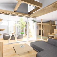 建築家と建てる家/建築家/設計/リビング/インテリア/神戸/... 絶賛計画中の神戸市北区haus-walk…