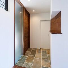 HOUSE/closet/entrance/interior/シューズクローゼット/玄関/... 玄関入って左手にはシューズクローゼットが…