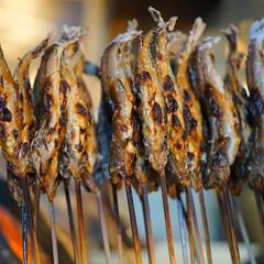 魚/軽井沢/別荘/秋フード/塩焼き/バケーション/... 軽井沢にて食した鰆の塩焼き。 少々塩っぱ…