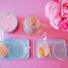おうちの美化委員/お茶の時間 我が家のお茶タイム(*ˊᗜˋ*)♡