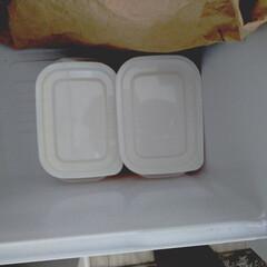 お米/収納/片付け/おうちの美化委員/キッチン/保存 平日は毎日お米を2合炊くので、月~金の5…(2枚目)