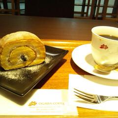 コーヒー 京都の小川珈琲☕️  京都法華クラブの1…