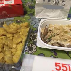 京都/豚まん/富貴豆/お総菜/おうちごはん 京都錦町市場へ久々に行って来ました🍚 知…