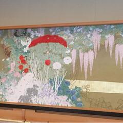 綴織/龍村美術織物/川島織物/京都迎賓館 京都迎賓館に行ってきました😊 昨年は妹と…
