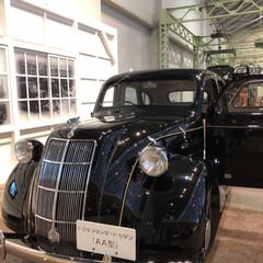 社会見学/トヨタ/紡織/車 トヨタ産業記念館を見学です! 近くにノリ…