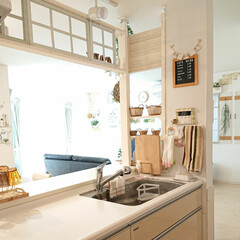 TAKARASTANDARD/キッチン/DIY 今日はママ友とランチ~ キッチンリセット…