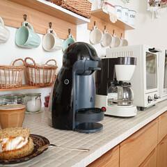 Nestle/ネスレ MD9744-PB ネスカフェ ドルチェグスト Piccolo プレミアム | ネスカフェ ドルチェ グスト(コーヒーメーカー)を使ったクチコミ「ファミリーマートで美味しいスイーツ買いま…」