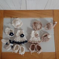 サリュ/編み物大好き/ハンドメイド 最近編み物が楽しくて、どんどん編めるよう…