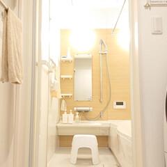 リラックス/お風呂/ニトリ 最近の楽しみの1つは、お風呂時間です♪ …