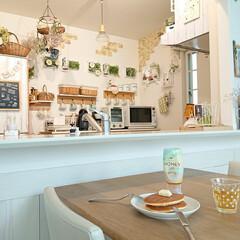 お家カフェ/DIY/キッチン 3日前に生牡蠣を食べてからお腹を壊し寝込…(1枚目)