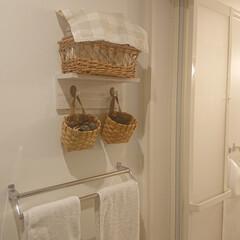 パール金属 バスアクリア お風呂グッズ 3点セット ブルー 風呂桶 洗面器 バスチェア お風呂... | パール金属(バスチェア)を使ったクチコミ「我が家の洗面所には、収納スペースが無いの…」