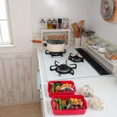娘の手料理/お弁当/お家ごはん/キッチン雑貨/雑貨/暮らし/... 今日は小6娘ちゃんが、お昼にお弁当を作っ…